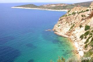 about thassos christin apartments greek beach