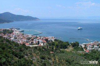 about thassos christin apartments potos