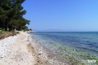 about thassos christin apartments sea