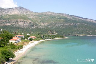 about thassos christin apartments view